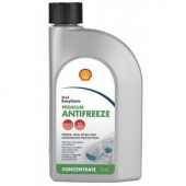 Антифриз концентрат / Shell Premium Antifreeze Concentrate (774 C) 1L